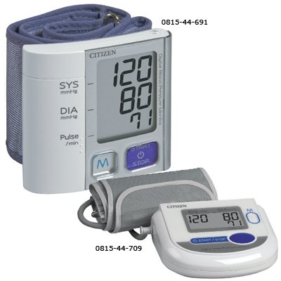 Cheap Citizen Digital Blood Pressure Monitor – Wrist Monitor (CTS101-081544691)