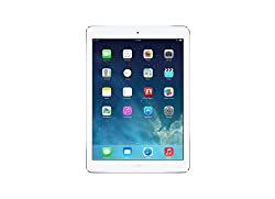 Apple Silver IPAD AIR WI-FI 16GB MD788FD/A 16 GB 9.7 -inch LCD