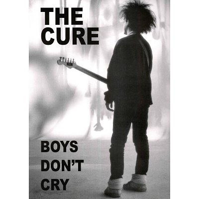 (24 x 36) The Cure Boys Don't Cry-Poster musicale stampa