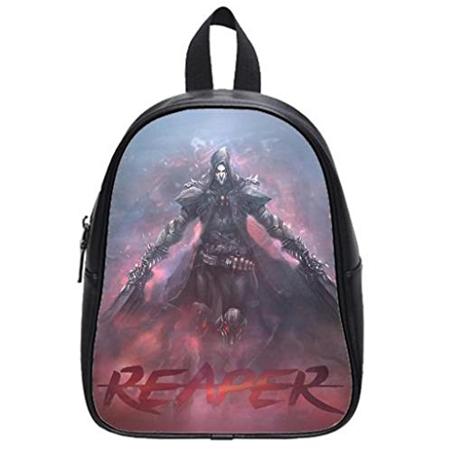 Overwatch Reaper School Backpack