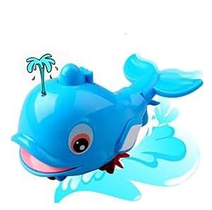 Amazon.com: Fajiabao Baby Bath Tub Animal Toys Fun