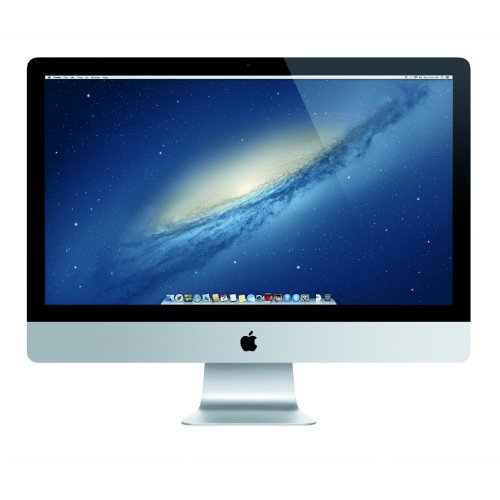 "Apple Imac 27"" Desktop - 3.4Ghz Intel Core I7 Quad-Core, 1Tb Fusion Drive, 8Gb 1600Mhz Ddr3 Sdram, 10.8 Mountain Lion (64-Bit), (Newest Version)"
