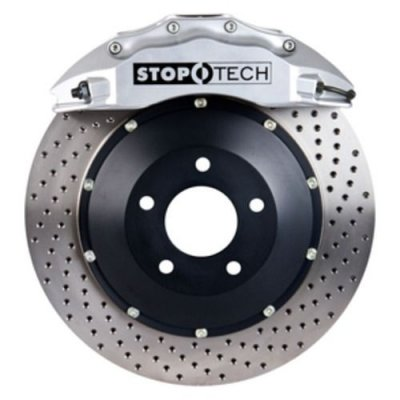 StopTech (83.137.6800.62) Brake Rotor, Front