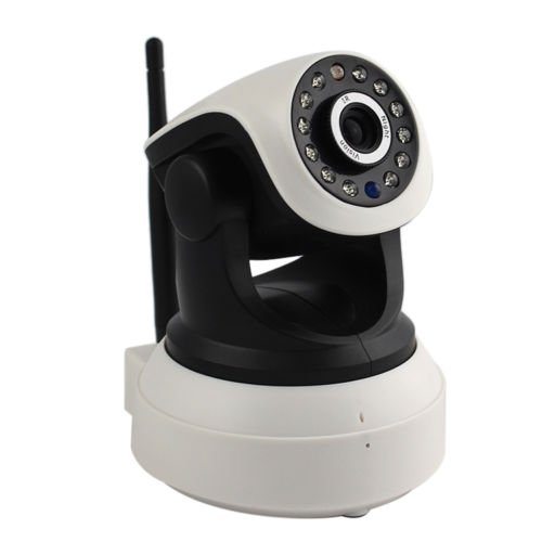 Great Deal Camera Indoor Hd Ir Night Vision Security Fm Wifi Phone Monitor
