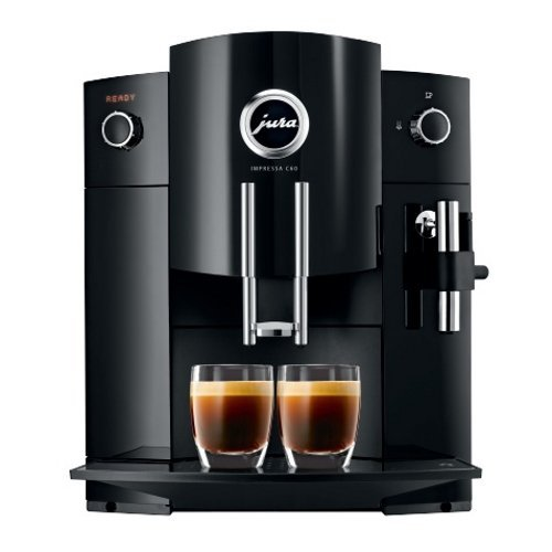 Jura Impressa C60 Piano Black Combination Espresso Machine