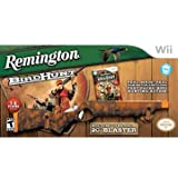 Remington Bird Hunt With Camo Gun Bundle - Nintendo Wii (Bundle)