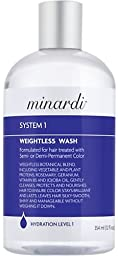 Beth Minardi System 1 Weightless Wash, 12 Ounce