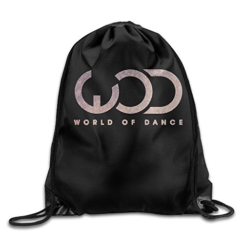 Carina World Of Dance Fashion Pocket Canvas One Size
