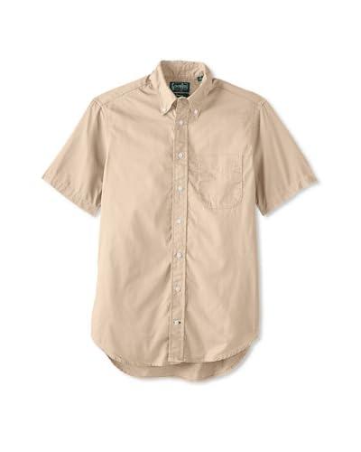 Gitman Vintage Men's Solid Button Down Shirt