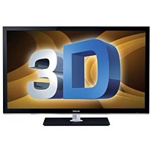 Save up to 52% on Toshiba Cinema Series 3D HDTVs
