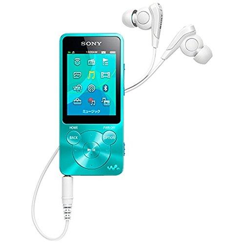 SONY ウォークマン S10シリーズ 4GB ブルー NW-S13 LM