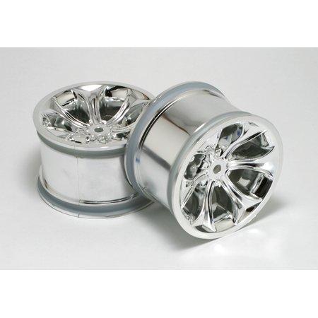 RPM Standard Offset Titan Wheels, Chrome - 1
