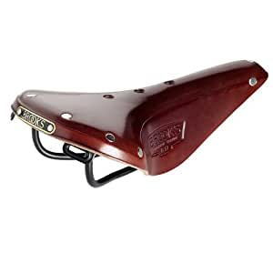 Brooks B17 Narrow Saddle Brown Braun antik Size:279x151x70mm