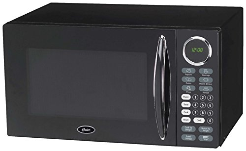 Best Prices! Oster OGB8903 Digital Microwave Oven, 0.9 Cubic Feet, Black