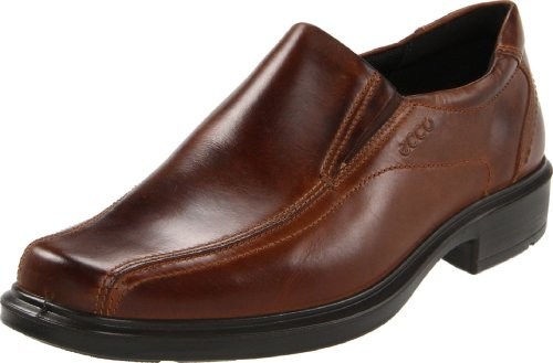 ECCO Men's Helsinki Slip-On,Cocoa Brown,41 EU/7-7.5 M US