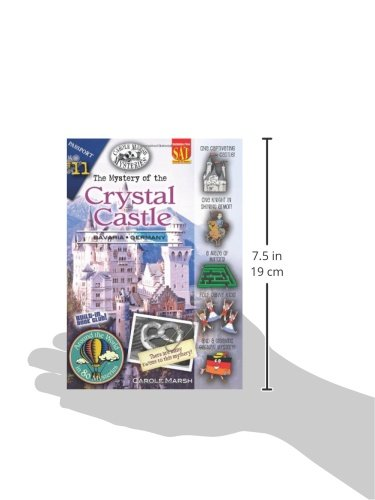 The Mystery of the Crystal Castle: Bavaria, Germany (Around the World in 80 Mysteries (Paperback))