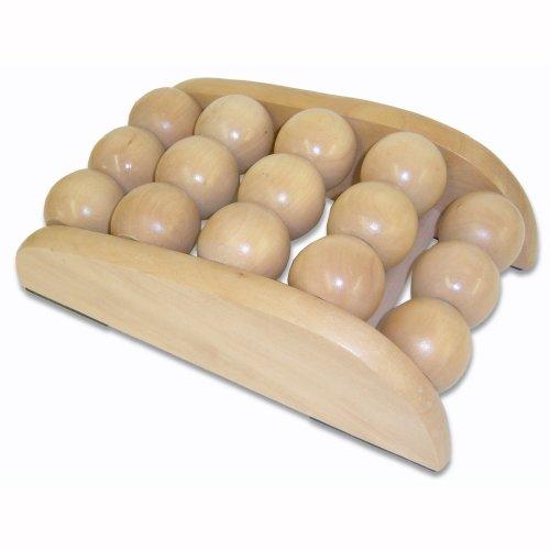Soothera Wooden Ball Foot Massager
