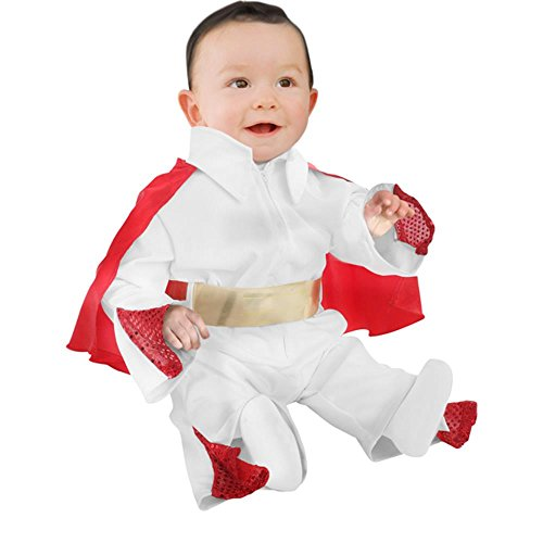 Unique Infant Baby Elvis Costume, 12-18 Months
