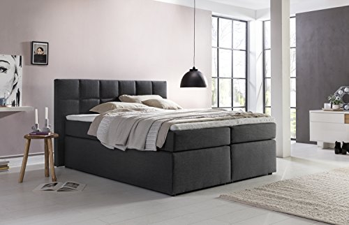 boxspringbett test vergleich polsterbetten im test. Black Bedroom Furniture Sets. Home Design Ideas