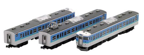 TOMIX Nゲージ 92416 JR 115-1000系近郊電車 (長野色)セット