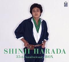 原田真二 35th Anniversary BOX(DVD付)