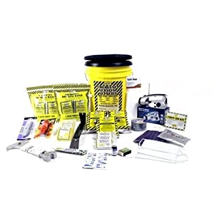 Mayday Mayday Deluxe 3 Person Honey Bucket Kit