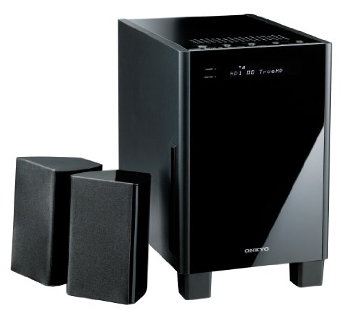 Onkyo HT-X22HDX 3D Ready Ultra Compact 2.1 Home Cinema System