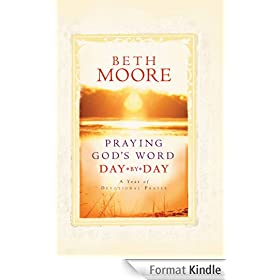 Praying God's Word Day by Day (English Edition)