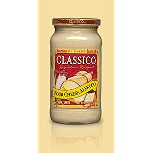 Classico Four Cheese Alfredo Sauce