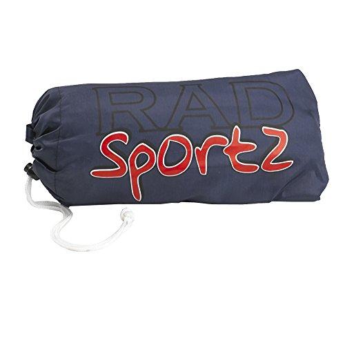 "RAD Sportz Speed Training Resistance Parachute Quality Running Chute, 48"""