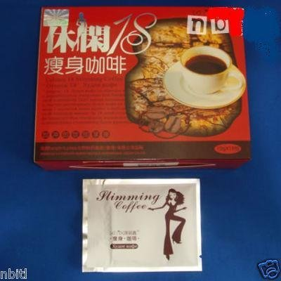 2 Boxes Leisure Slim Slimming Coffee WEIGHT LOSS DIET