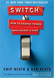 "Cover of ""Switch: How to Change Things Wh..."