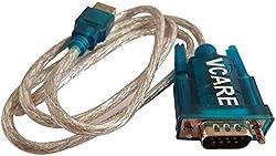 V Care USB to Serial (Silver & Blue)