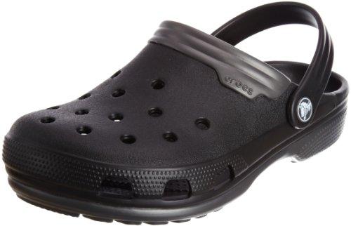 [クロックス] crocs duet  11001-02S-250 black/graphite(ブラック/グラファイト/M9/W11)