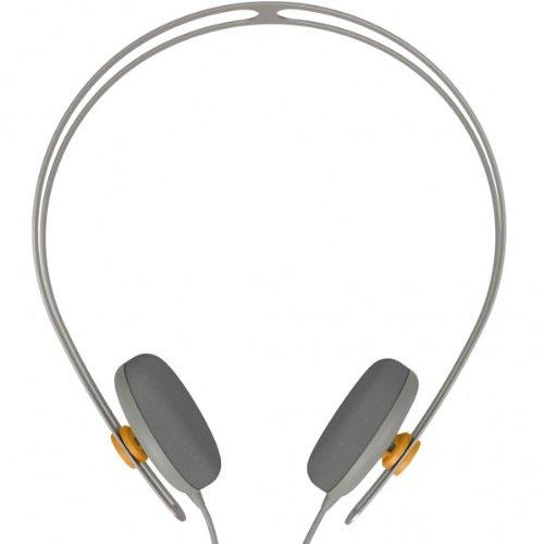 Aiaiai: Tracks Headphones With Mic - Grey
