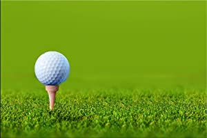 Golf Canvas Wall Art Print, 5 Stars Gift Startonight 31.5 X 47.2 In by Startonight