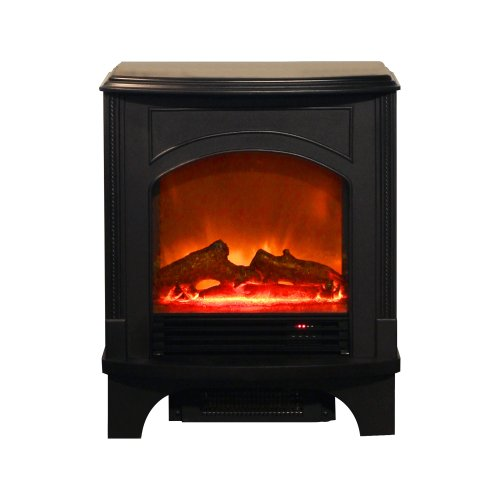 Yosemite Home Decor Df-Efp545 21-Inch Cronus Electric Fireplace Stove With Faux Wood Logs front-361898