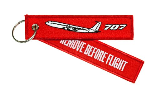 -remove-before-flight-boeing-707-high-quality-luggage-keychain-tag-incl-chrome-keyring