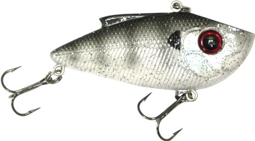Best Fresh Water Series Pro Ripper Real Shad