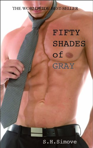 Fifty Shades of Gray: (200 Blank Gray Pages Inside)