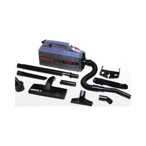 Oreck Compact Canister Vacuum