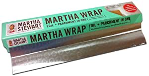 Martha Wrap Foil and Parchment in 1