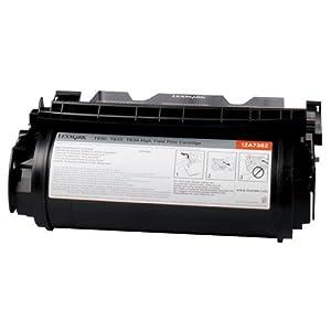 Lexmark Hi Yield Toner Cart-T63X ( 12A7362 )