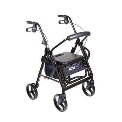 Drive-Medical-Duet-Transport-ChairRollator