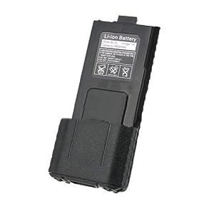High Capacity 3800mah 7.4v Li-ion Battery Pack for Baofeng Uv-5r Vitai Vt-uv3 Dual Band Two Way Radio