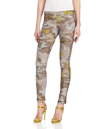 Cynthia Rowley Women's Legging, Camouflage, 6
