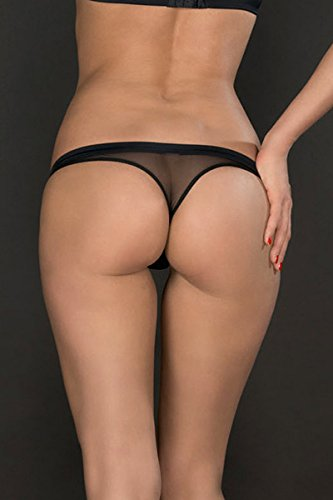 Maison Close - Pure Tentation - String - Schwarz