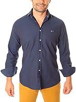 VICKERS Camisa Hombre Duke (Azul Marino)
