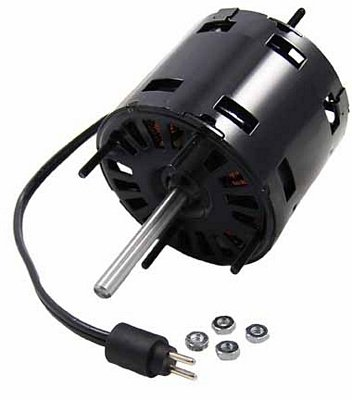 Packard 3.3 Inch Diameter Motor 115 Volts 1550 Rpm