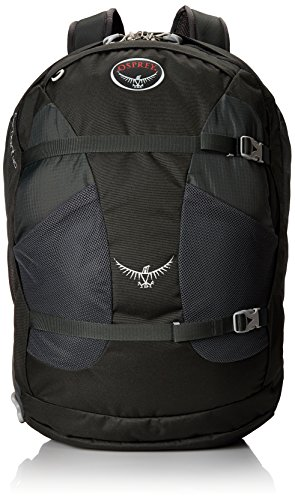 Osprey Farpoint 40 Travel Backpack, Charcoal, Medium/Large